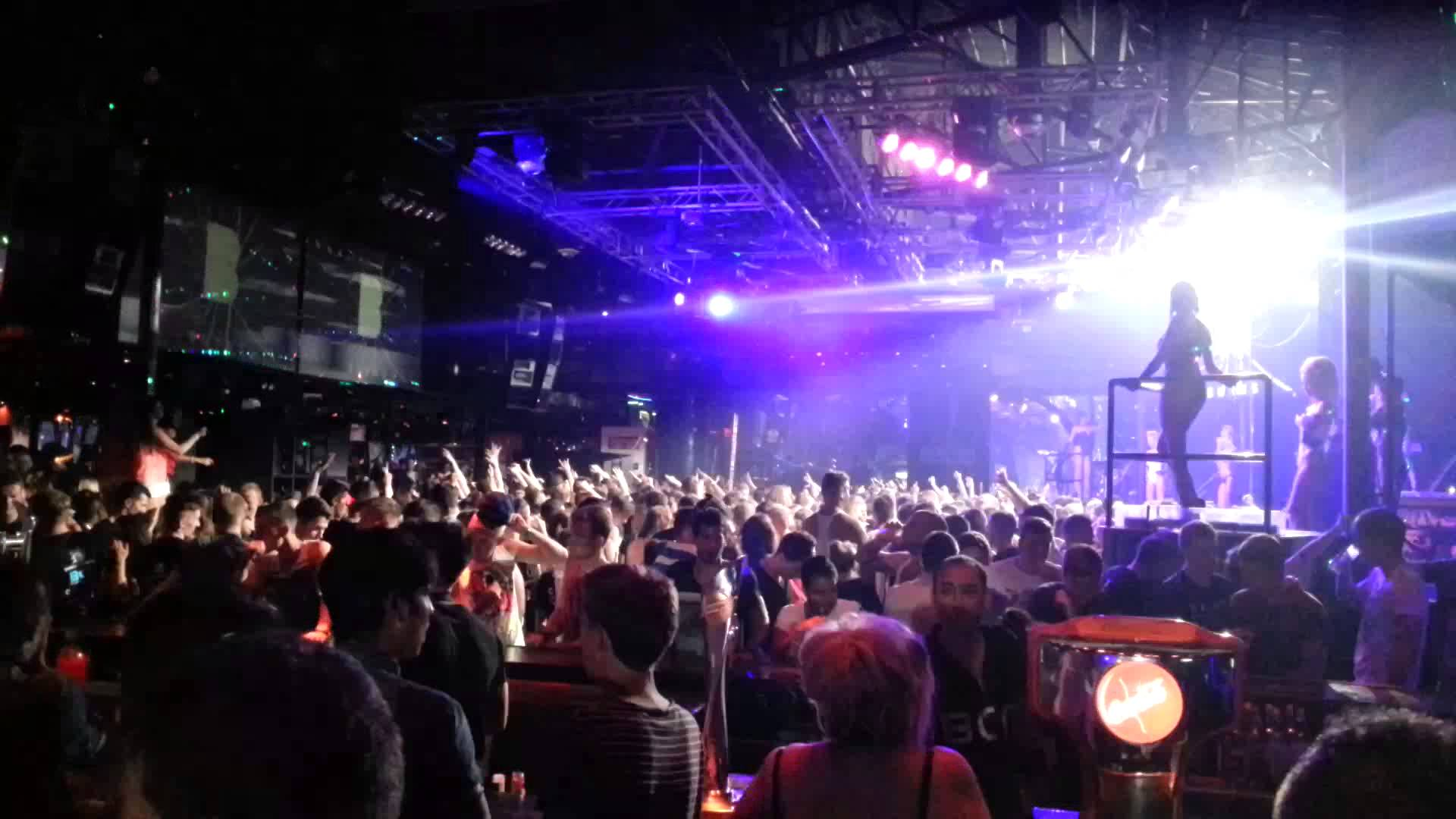 bcm nightclub magaluf club 1