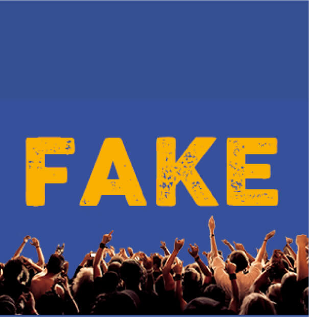 fake events