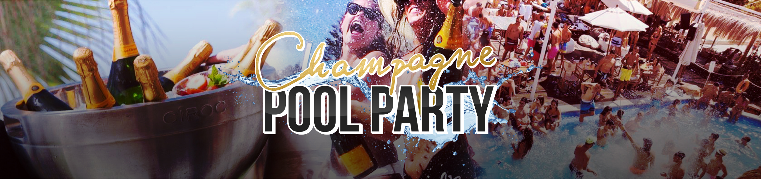 Pool Party Events
