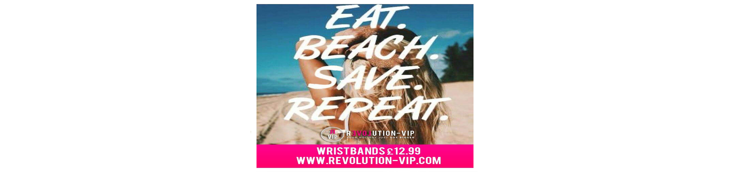 eat beach rave repeat
