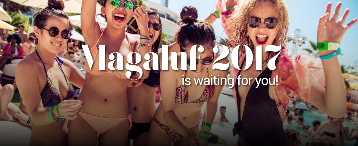 Magaluf Events 2017