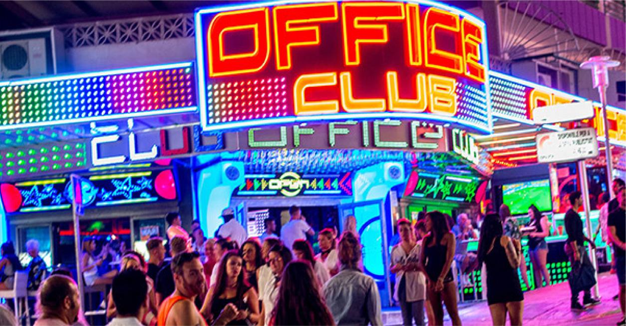 Magaluf Office Club