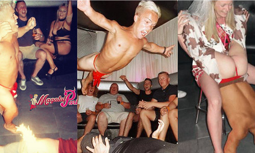 image strip magaluf xxx event