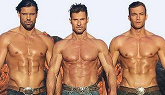Male Strip Show