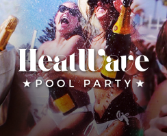Heatwave pool party