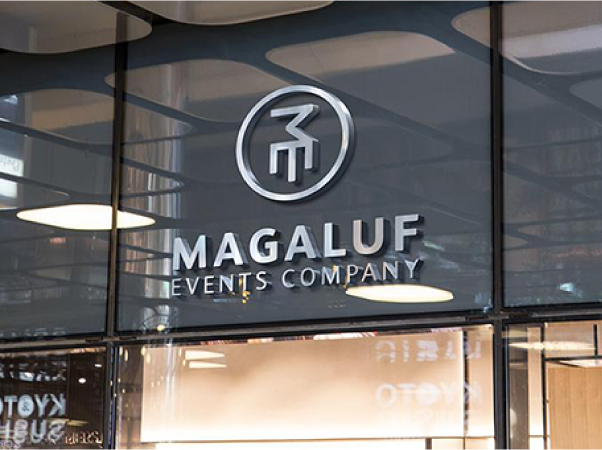Magaluf Events Logo on wall