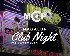 magaluf club night