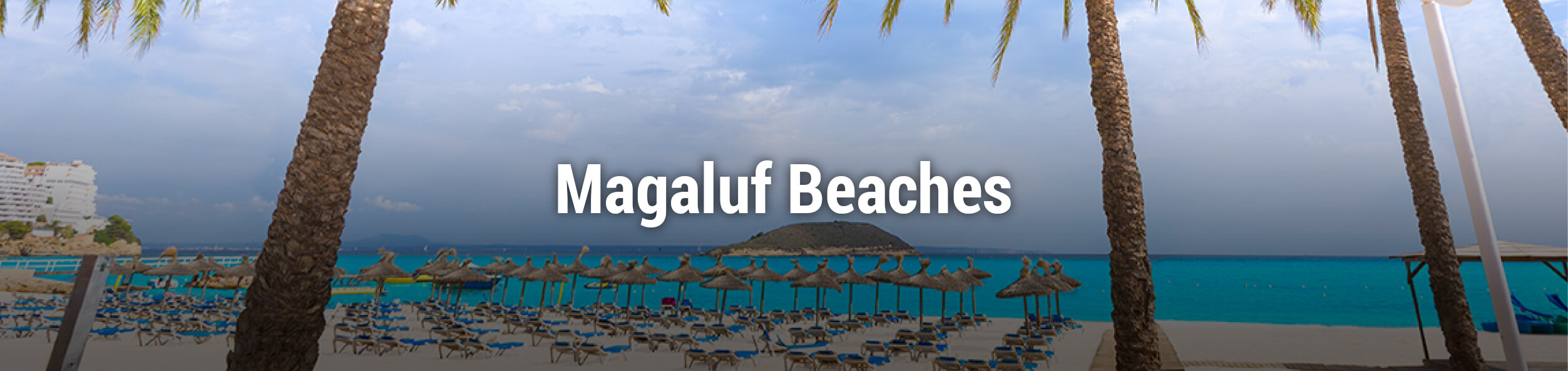 magaluf beaches