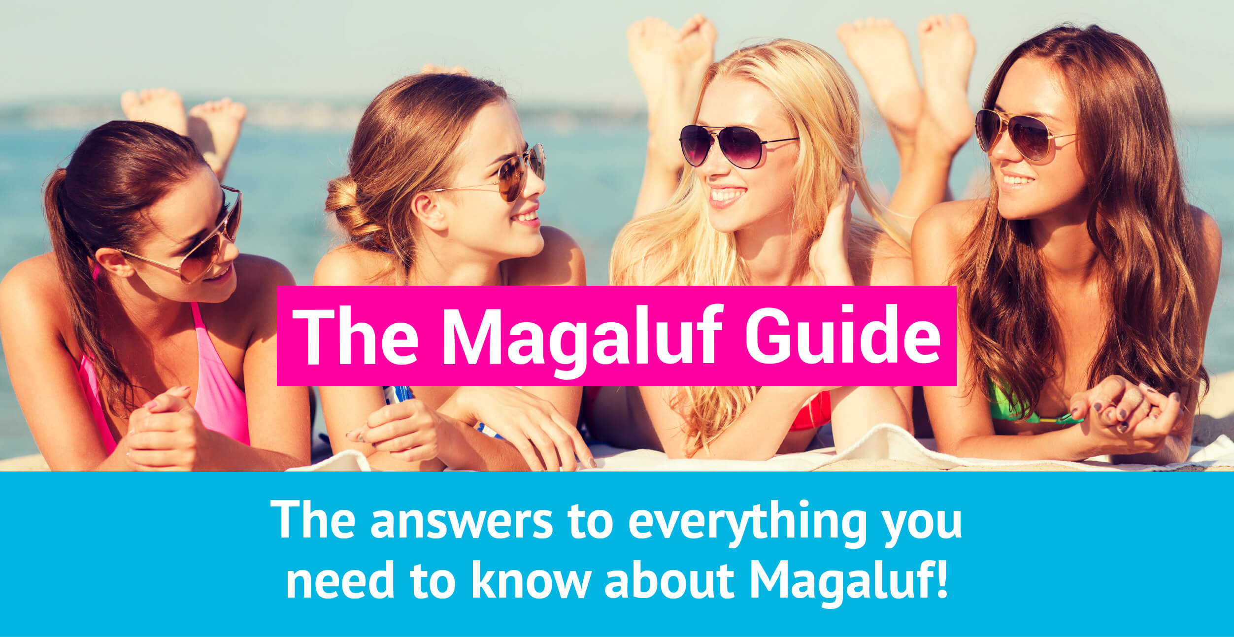 Magaluf Guide banner